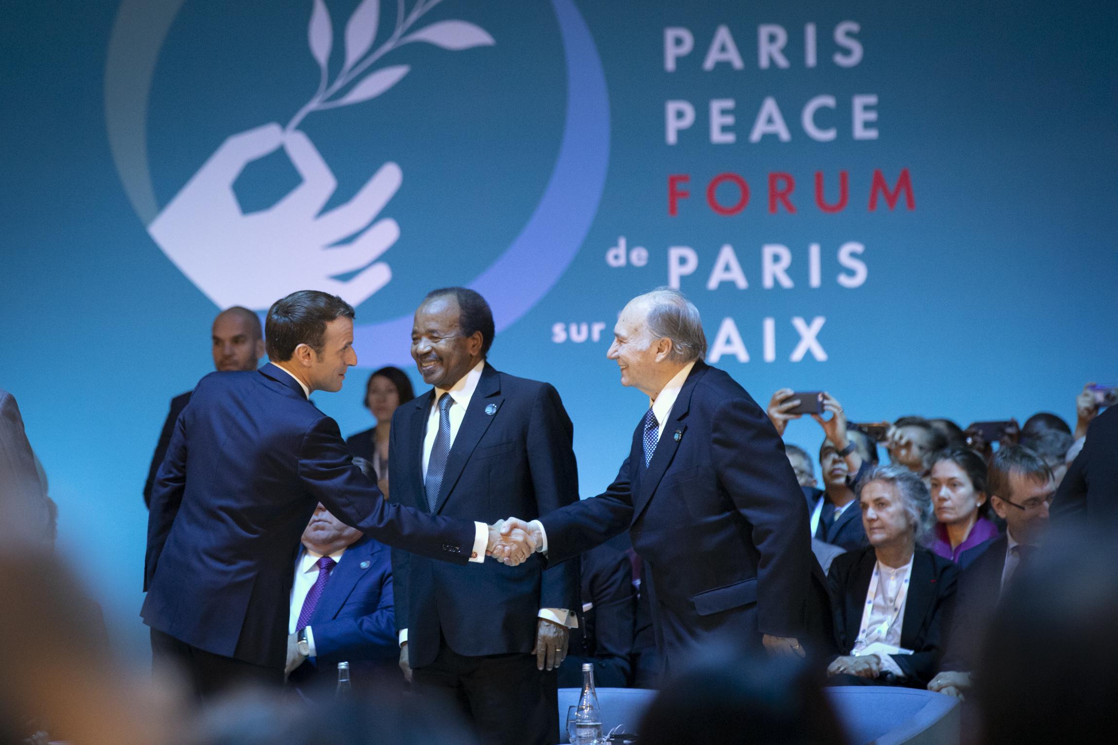 L Akdn Partenaire Du Forum De Paris Sur La Paix Aga Khan Development Network