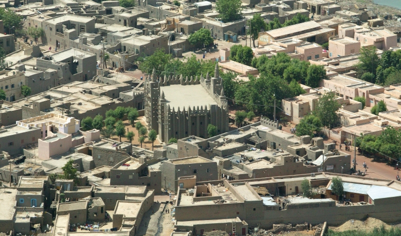 مدينة موبتي الرائعة