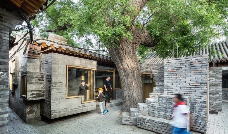 AKTC / Wang Ziling, ZAO, standardarchitecture