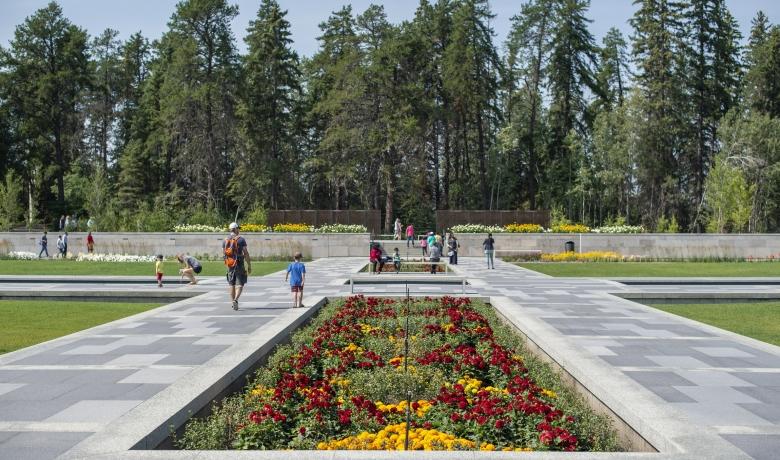 Paul Swanson / Courtesy of University of Alberta Botanic Garden