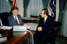 Robert Knudsen / White House Photograph Collection / John F. Kennedy Presidential Library