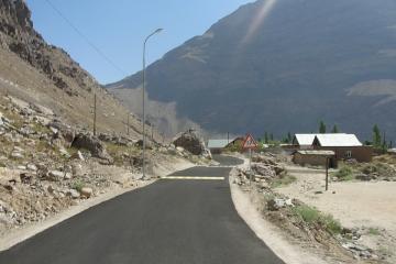 UCA - Dasht road